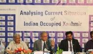 Round Table Discussion on  Analyzing Current Situation of Indian Occupied Kashmir