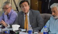 Editor Strategic Affairs Dunya News, Dr. Moeed Pirzada