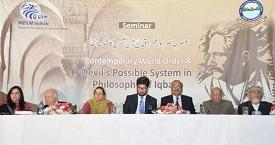 Second Session Seminar on Contemporary World Order & Devil