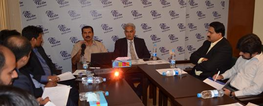 Round table discussion Pak Russia Relations: An Overview and Future Strategy