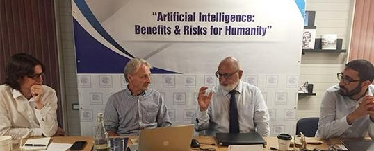 Round Table Discussion Artificial intelligence Benefits and Risks for Humanity