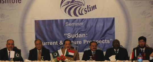 Sudan: Current & Future Prospect