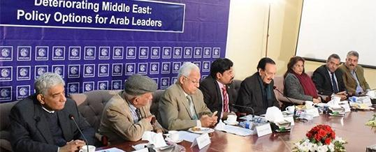 Round Table Discussion on  Deteriorating Middle East: Policy Options for Arab Leaders