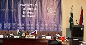 Photos of Seminar on Prospects of Pak-Russia Bilateral Relations
