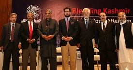 Photos of Seminar on Bleeding Kashmir Seeks World Attention