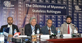 Photo of RTD on The Dilemma of Myanmar