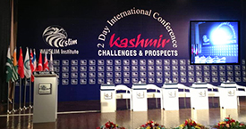 Photos of 2 Day International Conference on Kashmir: Challenges and Prospects