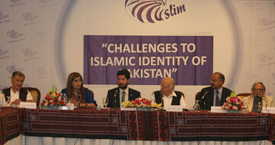 Seminar on Challenges to Islamic Identity of Pakistan